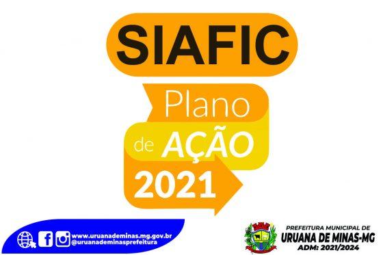 Plano de Ação Para Implantação das Exigências do Decreto 10540/2020 ( SIAFIC )