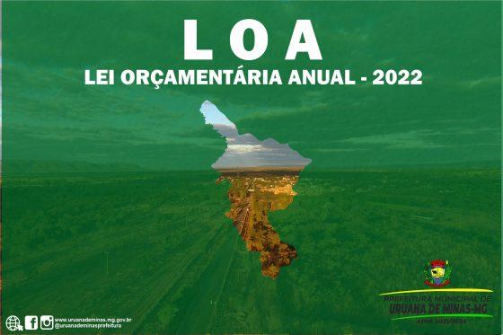 L O A – 2022