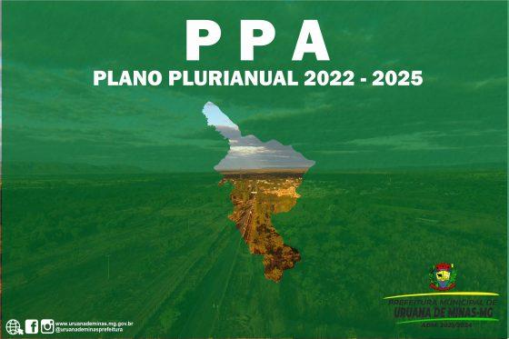 P P A – 2022/2025
