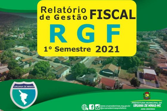 RGF 1° Semestre 2021